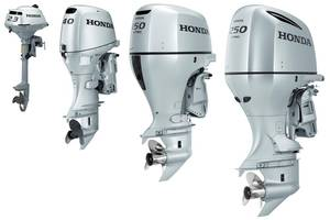 Honda Outboard Engines: Image credit SCIBS