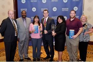 Port of Houston Induction Award: Photo credit PofH