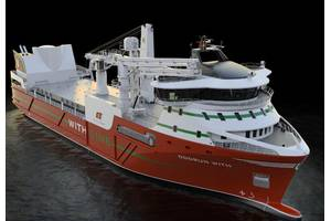 MAN Cryo is to instal an LNG fuel-gas supply system for a new multipurpose palletized-cargo and refrigerated vessel for Norwegian shipowner Egil Ulvan Rederi. (Photo: MAN Energy Solutions)