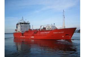 Knutsen OAS Shipping LNG vessel  (Photo: Wärtsilä)