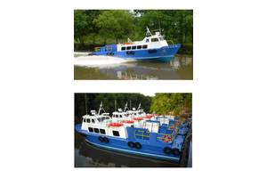 Laborde Supplies engines for crewboats