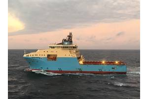 Maersk Minder - Credit: Maersk Supply Service