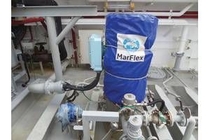Marflex Variable Frequency Drive Cargo pump.