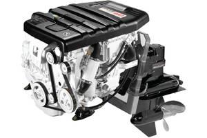 Mercury Marine's 2.0 diesel engine (Photo: Mercury Marine)