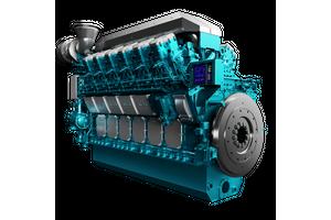 Niigata engine  (Photo: Royston)