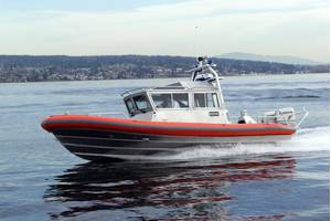 Patrol Boat 28: Photo credit Kvichak Marine Industries