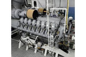 DETROIT DIESEL 6V-92TA 550HP