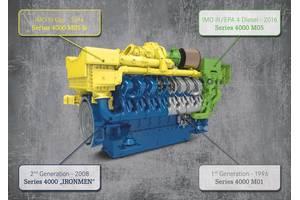 Detroit Diesel 6V-92TA-DDEC 565 HP