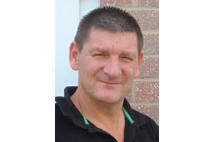 New Production Manager at Ocean Safety, Gary Chant