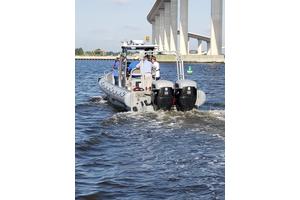 US Navy Trials (Photo: Cox Powertrain)