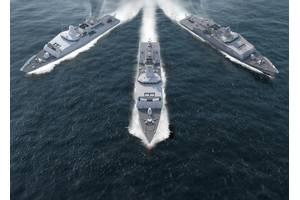 UK. BMT's VENATOR-110. (copyright BMT Defence Services)