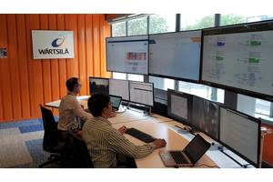 The new Wärtsilä Expertise Center in Singapore complements nine other such centers to provide instant global customer support (Photo: Wärtsilä)