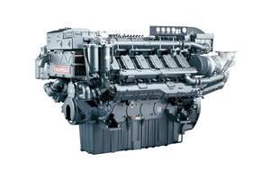 Yanmar 12AY Engine: Photo credit Yanmar Europe