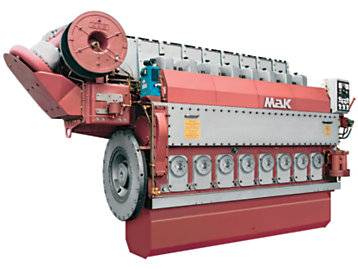 MaK M 25 C