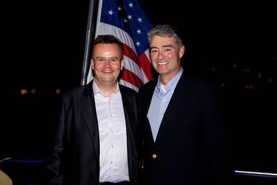 Jan Obel and Rob Atkinson.