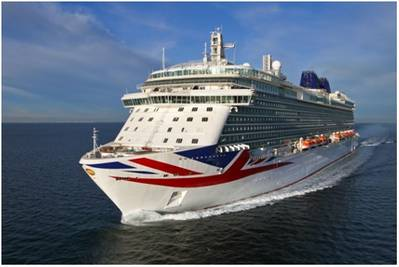 Britannia (Photo courtesy of Intertek)