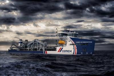 CEMEX Go Innovation (Image: Royston Diesel Power)