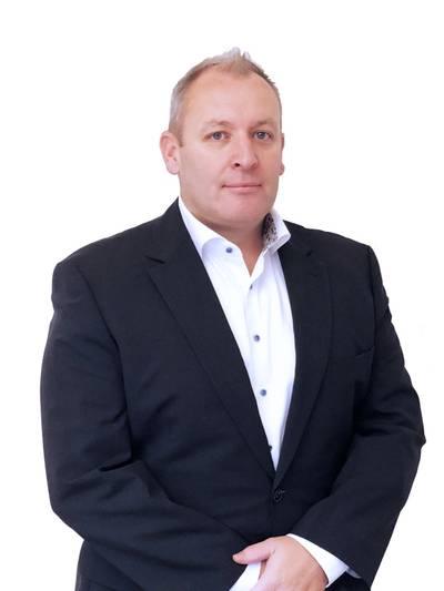 Damian O'Toole (Photo: MJP)