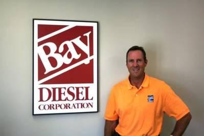 David Bratton (Photo: Bay Diesel)
