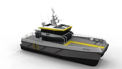 HST Ella CTV designed by Chartwell Marine (Image: Chartwell Marine)