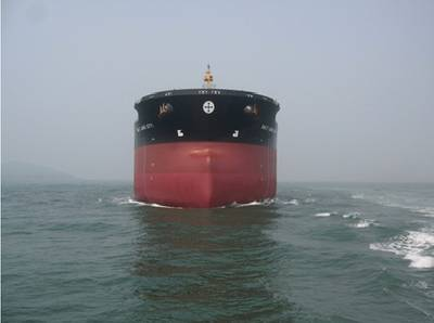 A Diana Vessel: Photo credit Diana Shipping Services