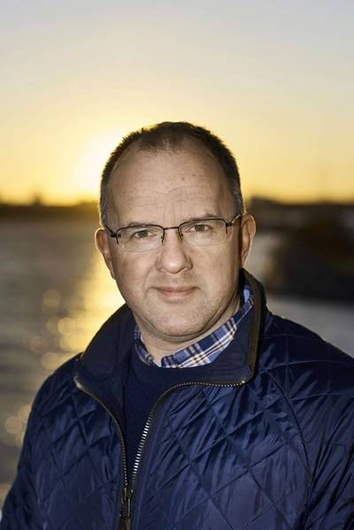 Kim Diederichsen. Photo: Anemoi Marine Technologies