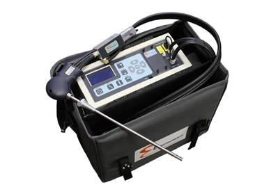 E8500 Cooled NOx (Image: E Instruments International)