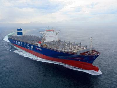 Eastern Pacific Shipping's newbuilding Tenere passed gas trials with an ME-GI engine featuring a pump vaporizer unit and pilot booster injection valve. (Photo:  EPS)
