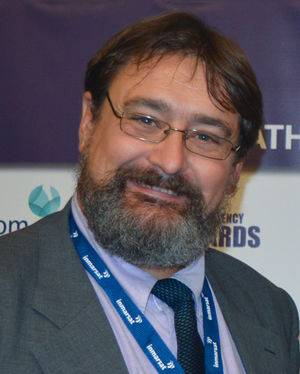 Gavin Allwright (Photo: IWSA)