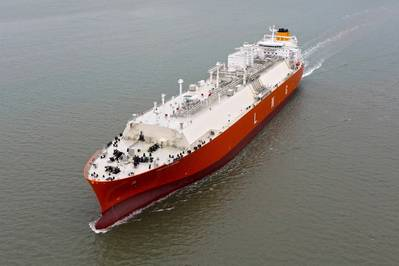 The Hellas Diana is one of the two vessels in the Latsco LNG Marine Management fleet to be covered by the latest maintenance deal. (Photo: Latsco LNG Marine Management)