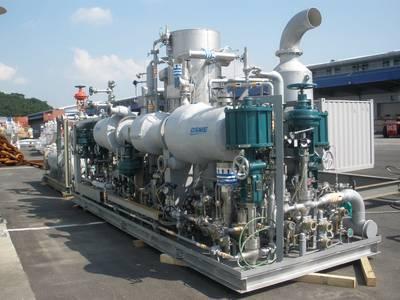 HP-FGS & plant : Photo DSME