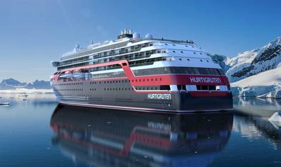 Hurtigruten (Photo: Rolls-Royce)
