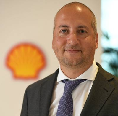 Joris Van Brussel, General Manager of Shell Marine (Photo: Shell Marine)