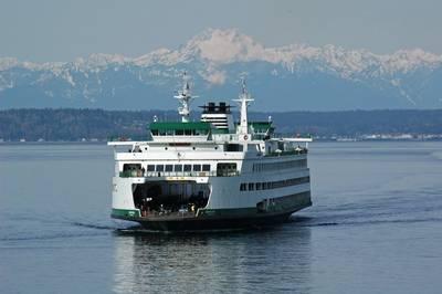 Jumbo Mark II class ferry Wenatchee (Photo: Jim Culp / WSDOT)