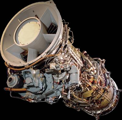 LM2500 engine (Photo: GE)