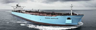 Maersk Tankship: Photo courtesy of Maersk Tankers