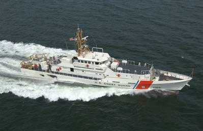 FRC 'Margaret Norvell': Photo credit Bollinger Shipyards