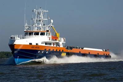 Alya McCall (Photo: Seacor Marine)