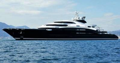 Megayacht: Photo courtesy of Nuvera