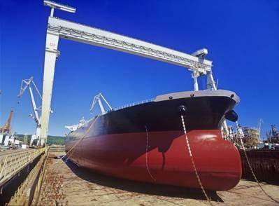 Nauta S.A. drydock