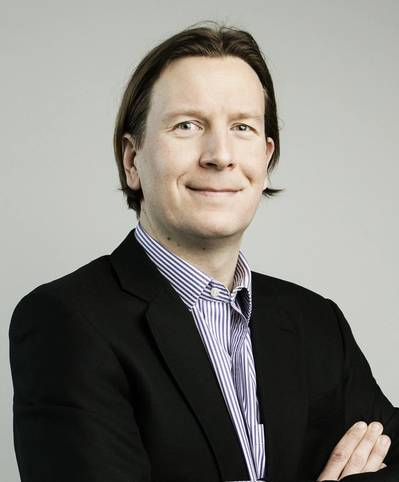 Norsepower CEO and co-founder Tuomas Riski.