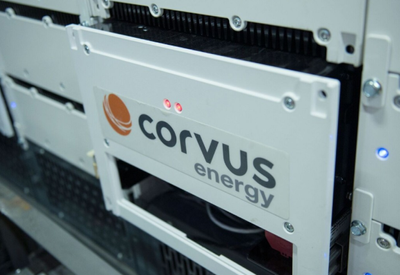 Photo: Corvus Energy