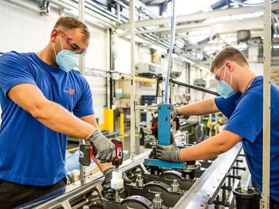 Photo courtesy Rolls-Royce's Power Systems
