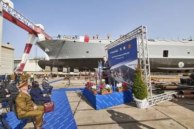 Photo courtesy Vittoria Shipyard