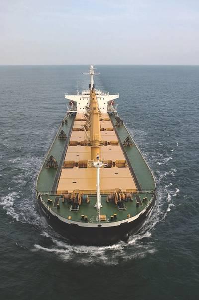 (File photo: Eagle Bulk Shipping)