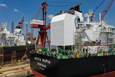 Photo: Keppel Offshore & Marine Ltd.