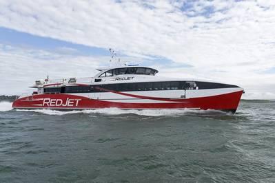 Red Jet 6 (Photo: Shemara Refit LLP)
