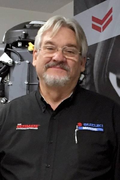 Jon Ponedel  (Photo: Suzuki)