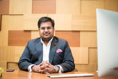 Prerit Goel (Photo: Gulf Petrochem Group)