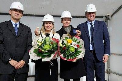MSC Preziosa Ceremony: Photo credit MSC